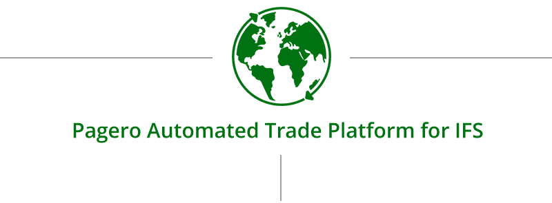 Pagero Automated Trade Platform for IFS